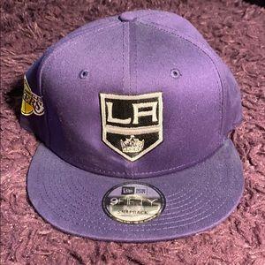 New new era SnapBack Los Angeles lakers Kings hat